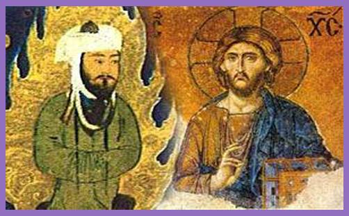 Jesus-Mohammed